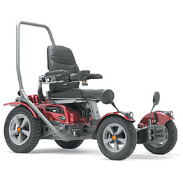 X850 corpus all terrain power wheelchairs vancouver for All terrain motorized wheelchairs